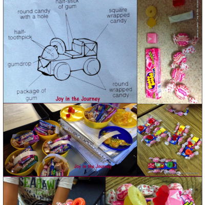 Car Assembly Lines…Candy-style!