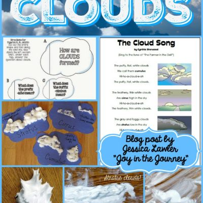Types of Clouds – Engaging Activities to Help Retain Information
