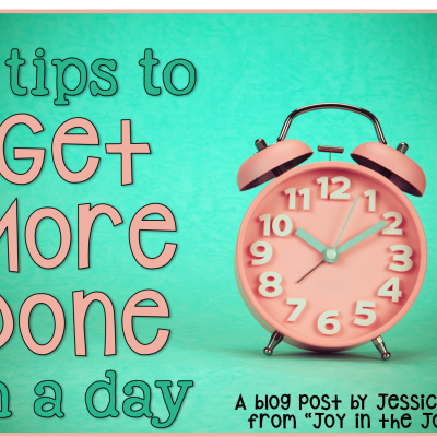 5 Tips to Get More Done in a Day