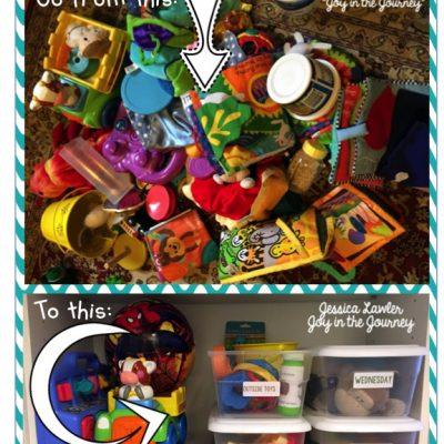 Tackling the Toy Box Chaos