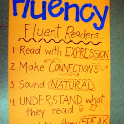 Improve Reading Fluency with Reading Buddies