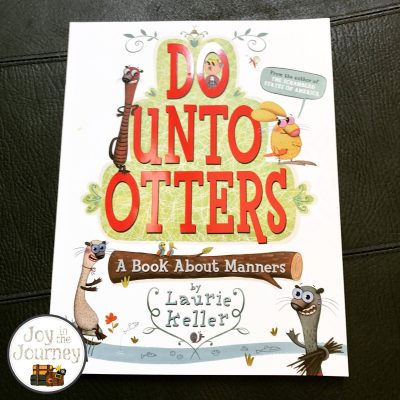 Do Unto Otters – Treating Others the Way We Want to be Treated