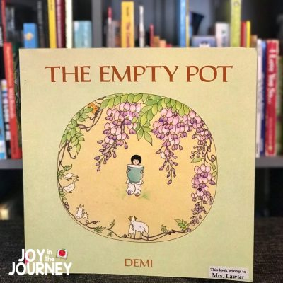 The Empty Pot {A Book About Honesty & Integrity}