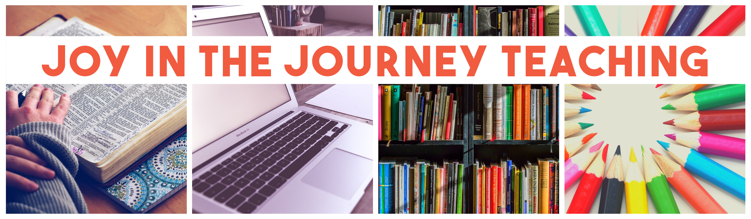 Joy in the Journey Teaching resources by Jessica Lawler
