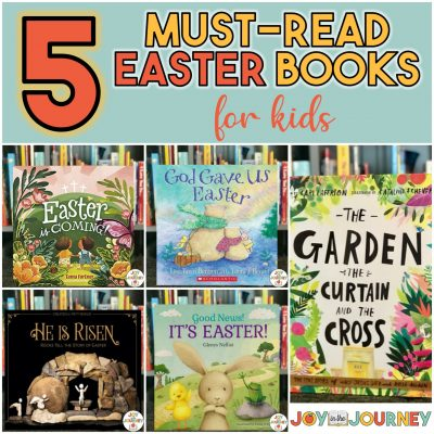 Easter book recommendations for kids