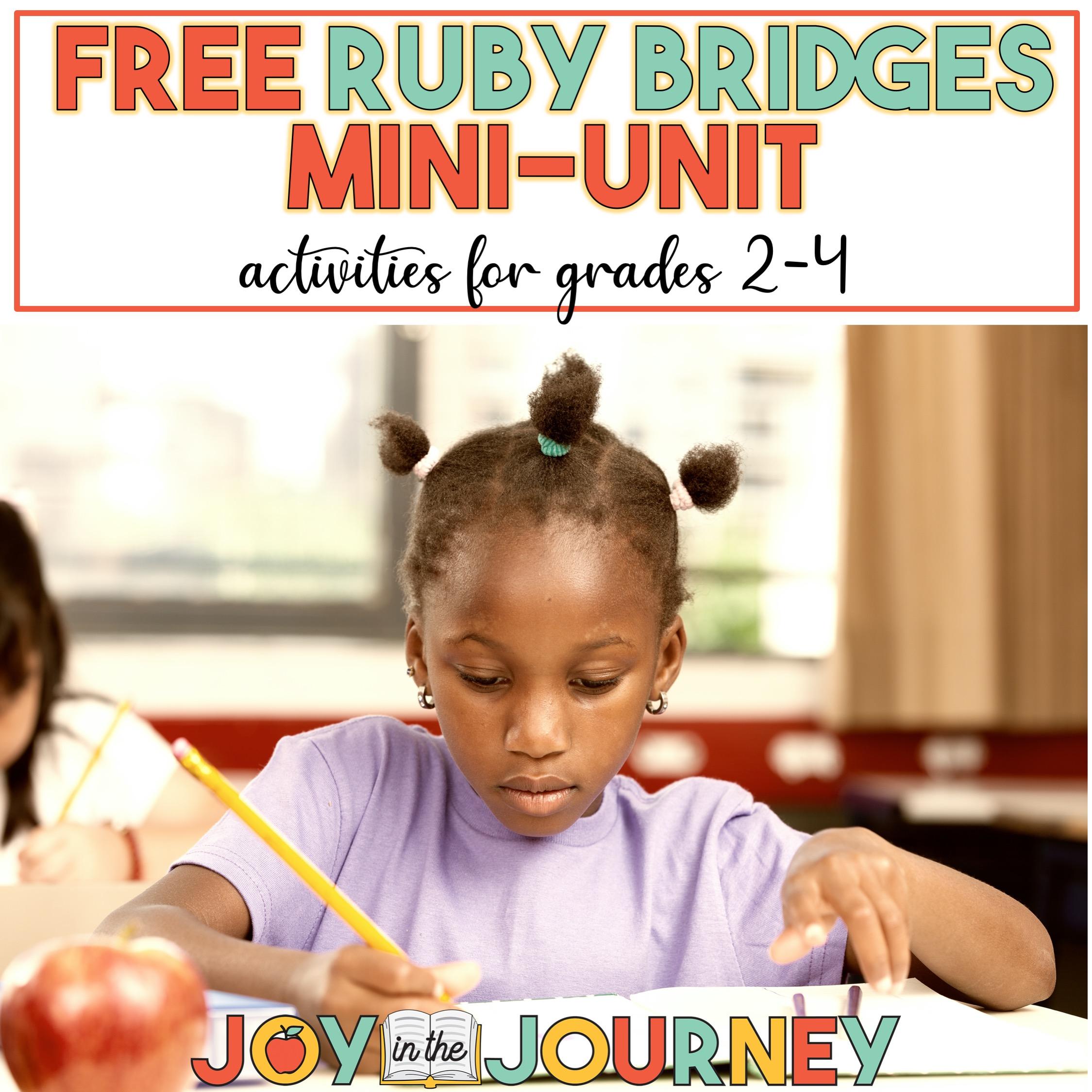 FREE Ruby Bridges Activities